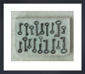 Cabinet Keys by Deborah Schenck
