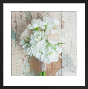 Gentle Bouquet by Deborah Schenck