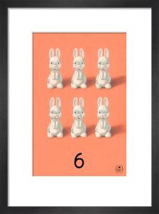 6 by Ladybird Books'