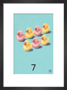 7 by Ladybird Books'