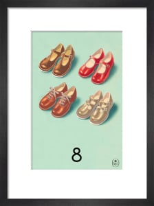 8 by Ladybird Books'