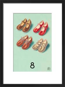 8 by Ladybird Books'