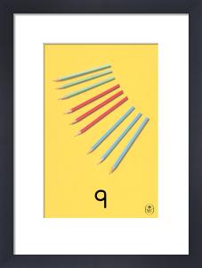 9 by Ladybird Books'