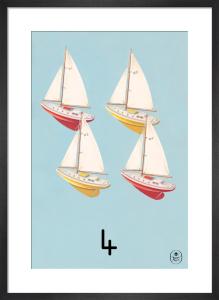 4 by Ladybird Books'