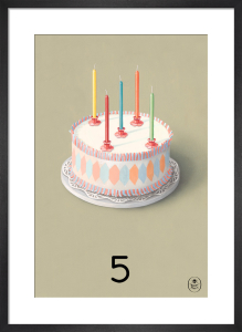 5 by Ladybird Books'