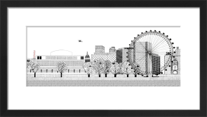 Southbank by Charlene Mullen