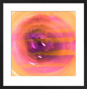 Encircle Orange by Amy Sia
