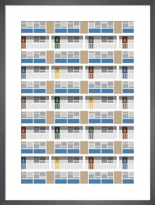 Beautiful Estate Lambeth by Oscar Francis