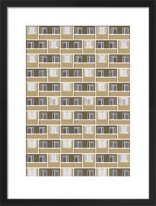 Beautiful Estate Islington by Oscar Francis