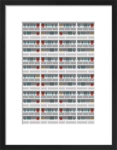 Beautiful Estate Southwark by Oscar Francis