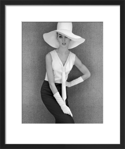 Jean Shrimpton by John French