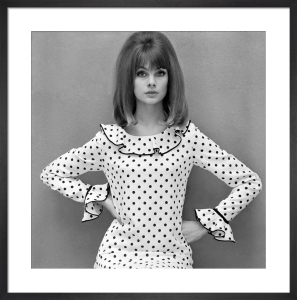 Jean Shrimpton in Quant by John French