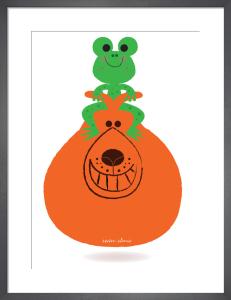 Frog Hopper by Sean Sims