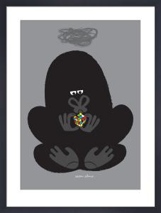 Gorilla in the Mist by Sean Sims
