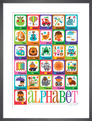 Alphabet by Sean Sims