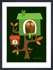 Birdhouse by Sean Sims