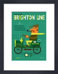 London to Brighton Rally by Sean Sims