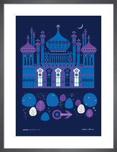 Brighton Pavilion by Sean Sims