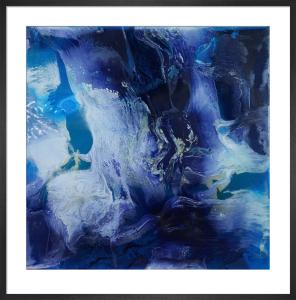 Ultra Blue III by Fintan Whelan