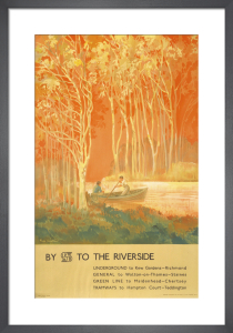 By LPTB to the riverside, 1933 by Freda Lingstrom