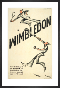 Wimbledon, 1933 by Andrew Power