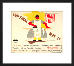 Cup Final - May 1st, 1937 by G R Morris
