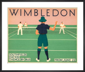 Wimbledon, 1931 by Herry Perry