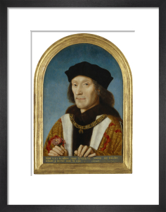 King Henry VII by Unknown artist