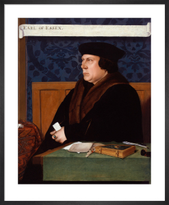 Thomas Cromwell, Earl of Essex by After Hans Holbein the Younger