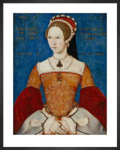 Queen Mary I by Master John