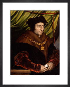 Sir Thomas More by After Hans Holbein the Younger