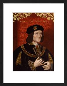 King Richard III by Unknown artist