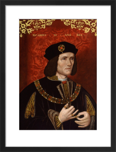 King Richard III by Unknown artist