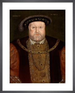 King Henry VIII by Unknown artist