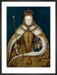 Queen Elizabeth I by Unknown artist