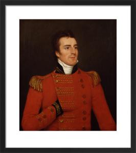Arthur Wellesley, 1st Duke of Wellington by Robert Home