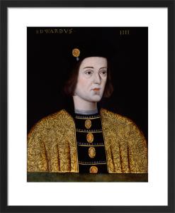 King Edward IV by Unknown artist