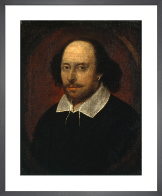 William Shakespeare by Associated with John Taylor
