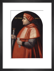 Thomas Wolsey by Unknown artist