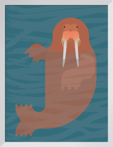 Walrus by Alan Dalby