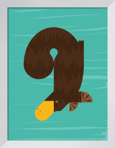 Platypus by Alan Dalby