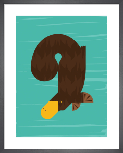 Platypus by Alan Dalby
