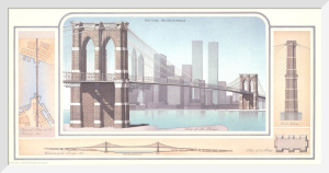 New York - Brooklyn Bridge by Libero Patrignani