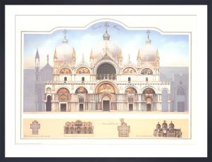 Venezia - San Marco by Libero Patrignani