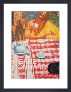 Le Cafe by Pierre Bonnard