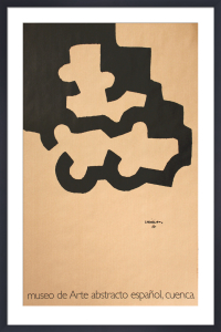 Museo de Art Abstracto, Espanol by Eduardo Chillida
