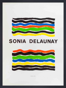 Textiles by Sonia Delaunay