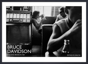 The Gang, Brooklyn (1959) by Bruce Davidson