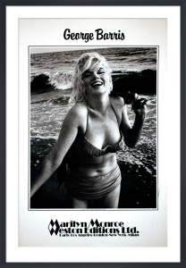 Marilyn Monroe - 'Feelin' The Surf', Santa Monica by George Barris