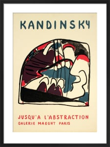 To Abstraction by Wassily Kandinsky